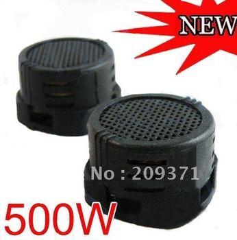 2 X 500W SUPER POWER DOME LOUD SPEAKER TWEETER FOR CAR +50pairs