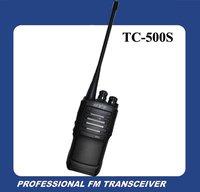 Cheap price  UHF 450-470MHZ HYT TC-500S Portable UHF walkie talkie