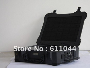 Waterproof Portable Solar Power System
