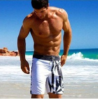 free shipping!fashion,hot selling,men's short beach wear/swimming trunks / men's leisure wear /sexy beach pants-AUS021