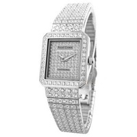 luxury watches for women  couple pair  luxury crystal watches Luxury  Royal Crown watch  watch for men and women steel watch