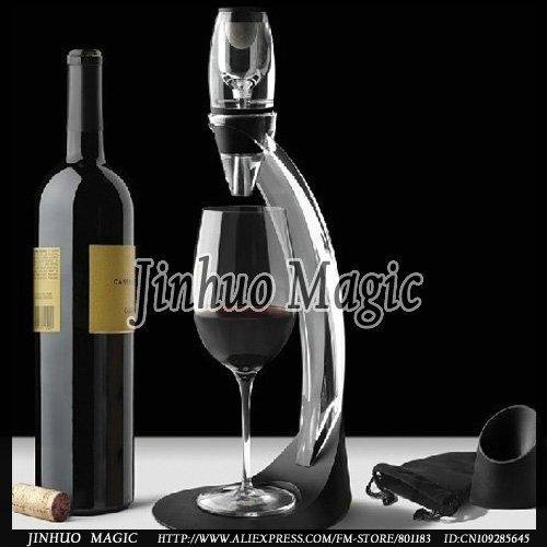 Magic Wine Glass Vinturi Deluxe Magic Wine
