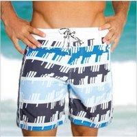 Free Shipping 2014 Best Quality Hot Selling Short  Men Beach Wear/Swimming Trunks Low Waist -AUS026