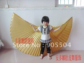 Kids Belly Dance Isis Wings Children's Belly Dance Wings Stage Performance  Accessory