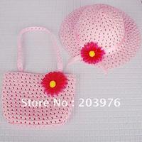 Шапка для девочек 24 Design 10pcs/lot 54cm head circumference Infant or Toddler Bucket Hat sun hat - DHA-153 Sun Hat