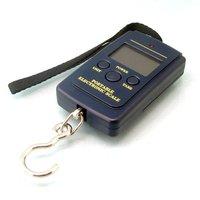Portable Digital Scale 40KG 10G for Fishing Kitchen FIsh finder partner