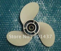 Aluminum Propeller 9 1/4X9-J For 9.9HP-15HP Outboard Motor (Work On Yamaha)