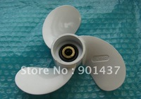 Aluminum Propeller 7 1/4X6-BS For 3HP, 4HP and 5HP Outboard Motor (Work On Yamaha)
