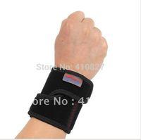 adjustable neoprene wrist support/band/brace/sleeve/pad(QH-881) sweatband wrist guard