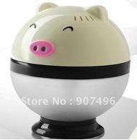 Mini cute pig dual-purpose air purifier / humidifier+free shipping HOT Selling!!Retail&Wholesale