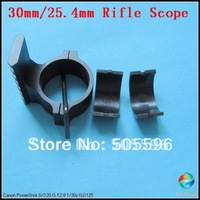 Free Shipping+50pcs/Lot Vector Optics 30mm / 25.4mm Rifle Scope Mount Ring, Plastic Adaptors