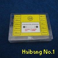 Wholesale! Watch Repair Tool Kit Set Watchmakers Spring Bar 21mm-30mm Watch Parts GJBP0057