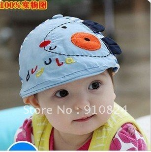 055 New Fashion Children Boy Girl Kid Fedora Straw Hat Cap Sunhat Beach