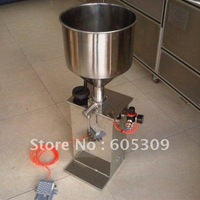 Semiautomatic  liquid filling machine(3-70ml)  New Model A05