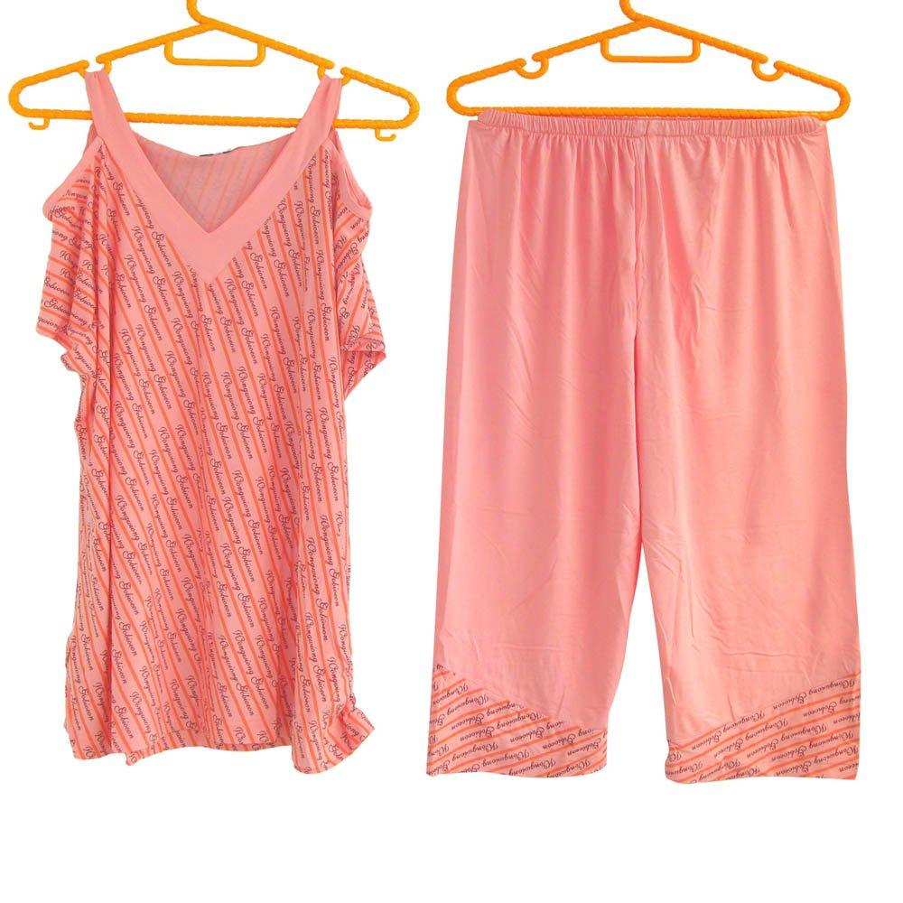 Modal Generation Ii Cotton Womens Pyjama Set Plus Size Womens Lounge Pajama Set Ladies Pajama