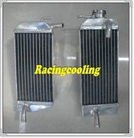 2009-2011 CRF450 CRF450R 2010 new oversize aluminum radiator CRF 450 CRF 450R 09 10 11