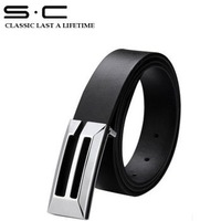S.C Free Shipping + Best Sell + Western Belt + Man Western Belt +  Box Buckle Belt PY0061-3