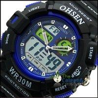 Наручные часы Fashion Casual Unisex Digital Best Quartz Silicone Strap Colorful Latest Style Exquisite Design Watches 10pc/Lot LED 1030
