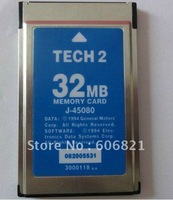 factory wholesale 32MB PCMCIA Card / GM Tech 2 Card / SUZUKI Card