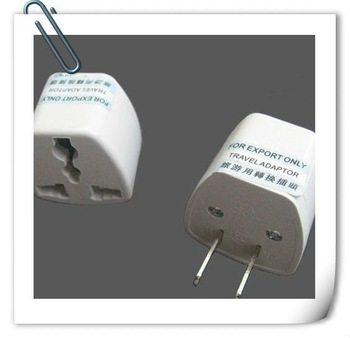Good selling! DHL Free Shipping! 80pcs/lot Universal practical charger to US AC Power Plug Adaptor(US-2)