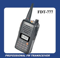 Free Shipping One year warranty FDT-777 VHF/UHF Amateur Interphone Walkie Talkie