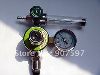 FREE SHIPPING  ARGON REGULATOR CGA580 USA standard outside thread