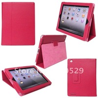 High-quality Synthetic leather Case For New Ipad 3 & Ipad 2