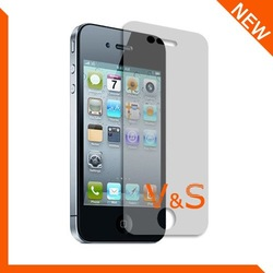 High quality Clear Screen Protector for iphone 4/4S with Retail Package 50 pcs/lot(China (Mainland))