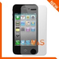 High quality Matte Screen Protector for iphone 4/4S with Retail Package 10 pcs/lot