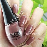South Korea SHISEM color nail polish transparent pink 15 ml bottle