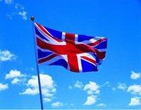 Free Shipping  UNION JACK 3X5 FT British Great Britain Flag Union Jack Sign Large UK Flags