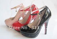 Free shipping,2012 newsPU sexy high heels shoes with size Eur33-43,shoes women,women pump,wedding shoes SXX02017