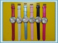 Hello Kitty Quartz Steel Wrist Watch