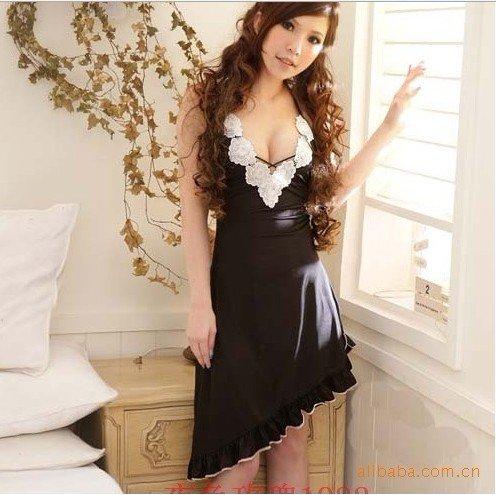 Backless Dress on Dress Sexy Underwear Sexy Sleep Dress Sexy Costume Dress Backless