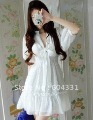 2012 dress 100% Quality Guarantee good quality cotton blend Dress for Summer Free Shipping
