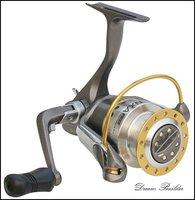 Free shipping aluminium alloy spinning fishing reel new arrivel size 3000 ORIGINAL FISHING REEL