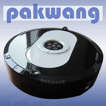 High Power High Suction Robot Vacuum Cleaner