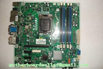 Pour HP - Iona GL8E Intel H57 MS- 7613 Carte mère 614494-001 , Livraison gratuite ! Habituellement expédition 3-6 jours