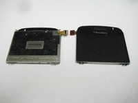 used original LCD Screen Display For Blackberry 9000 Bold 002 ~Black  free shipping by postmail