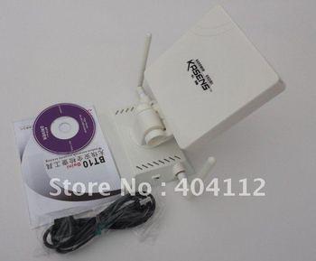 free shipping!!!2012 High Power  Kasens 1680 God of War 4 wifi wirelress adapter 68DBI Panal Antenna 6000MW 8187L