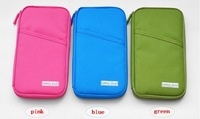 Free shipping New Travel Passport Credit, ID Card Cash Holder, Organizer Wallet Purse Case Bag ,waterproof ,5pcs/lot