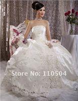 Wedding bride wedding dress selling wedding noble and dignified Bra wedding++29