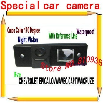 (Manufacture) car rearview camera special  auto DVD GPS camera in car camera for CHEVROLET EPICA/LOVA/AVEO/CAPTIVA/CRUZE/LACETTI