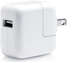 High Quality Brand New 10W 2.1A USB Wall Charger For ipad 3 The New IPAD Free shipping DHL UPS HKAPM