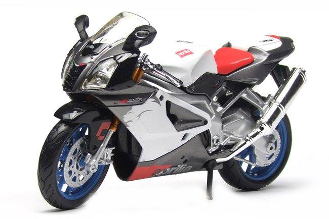 New maisto alloy 1:12 Apulia the RSV1000 motorcycle model Free Shipping(China (Mainland))