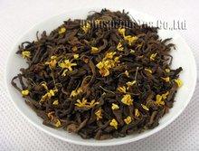2009 Nannuo Mountain Loose Puer Tea 250g Osmanthus Loose Leaf Ripe Pu er 8 8oz Puerh