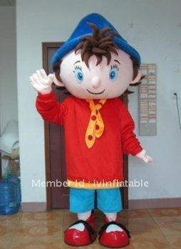 noddy character  mascot costume