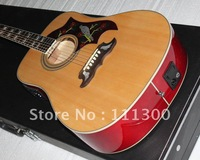 best Musical Instruments  CUSTOM Artist Acoustic display screens pick-up Guitar in stock HOT