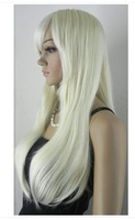 England style Amazing Beautiful fashion new style Stylish straight cosplay hair wig y12