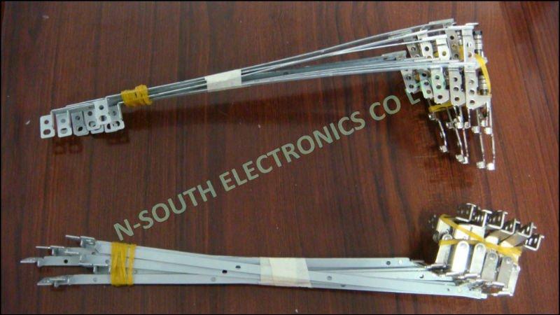 Free shipping+ NEW LCD Screen hinge For ibm/lenovo g570 Laptop hinges(China (Mainland))